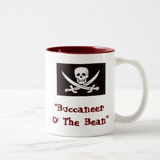 Coffee Pirates Coffee Mugs