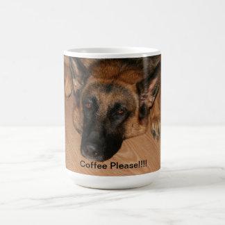 Coffee Please Coffee Mug