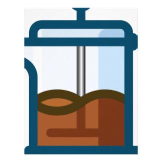 Coffee Pot Letterhead