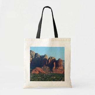Coffee Pot Rock I in Sedona Arizona Tote Bag