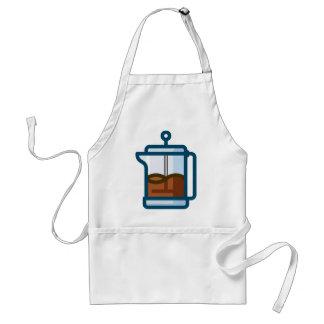 Coffee Pot Standard Apron