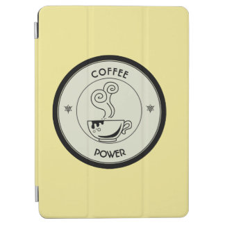 Coffee Power iPad Air Cover