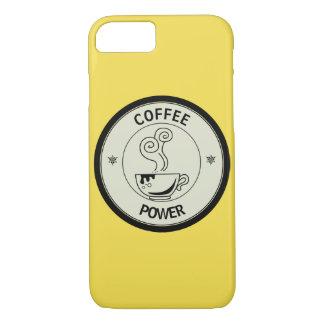Coffee Power iPhone 8/7 Case