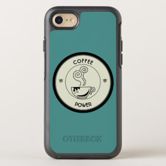 Coffee Power OtterBox Symmetry iPhone 8/7 Case