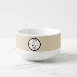 Coffee Power Soup Mug