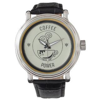 Coffee Power Watch