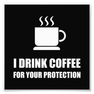 Coffee Protection Photo