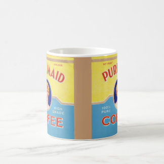 coffee: pure maid coffee mug