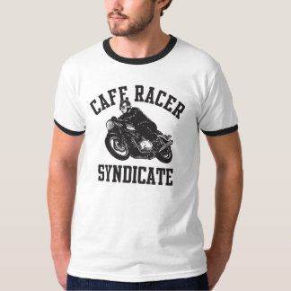 Coffee Racer Syndicate T-Shirt