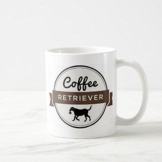 Coffee Retriever Java Mug