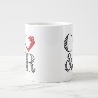 Coffee & Revolution Large Mug