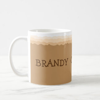 Coffee Secret Brandy Camouflage Coffee Mug