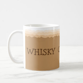 Coffee Secret Whisky Camouflage Coffee Mug