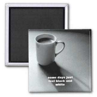 Coffee Square Magnet