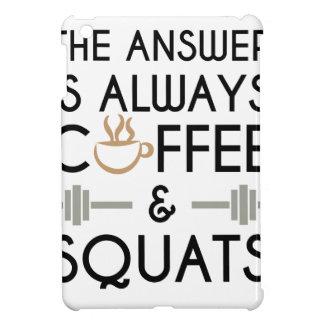 Coffee & Squats 2 Cover For The iPad Mini