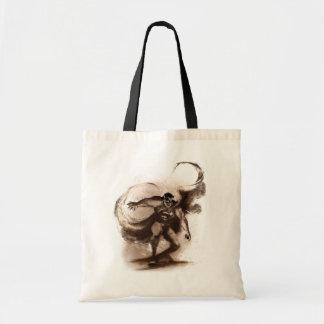 Coffee Superman Budget Tote Bag