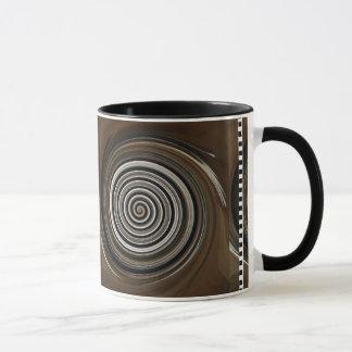 Coffee Swirl Mug