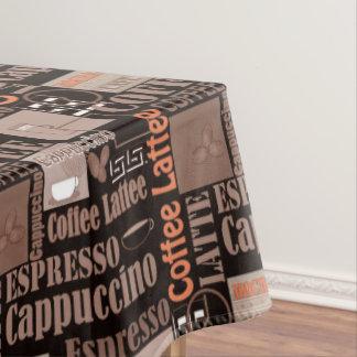 Coffee Tablecloth