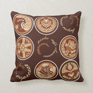 Coffee Talk Pillow