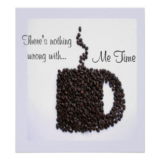 Coffee Talk Poster