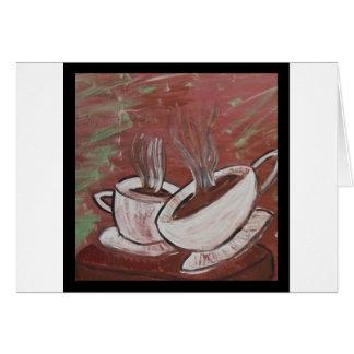 coffee? tea? card