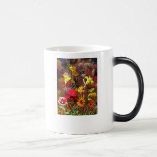 Coffee tea magic mug