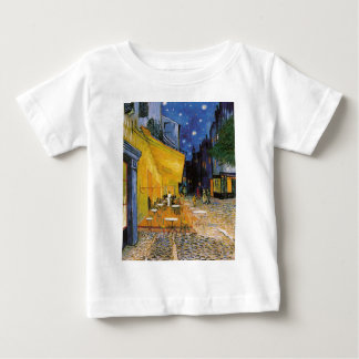 Coffee terrace AT Night Baby T-Shirt