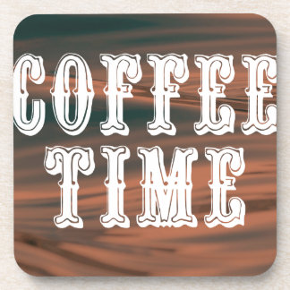 Coffee Time Coaster