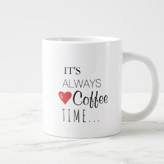 COFFEE TIME - Jumbo Mug