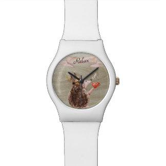 Coffee Time Porcupine Watch