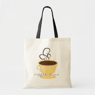 Coffee Time Tote