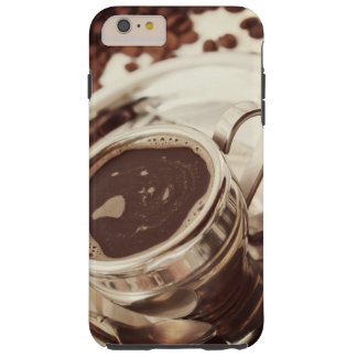 coffee time tough iPhone 6 plus case