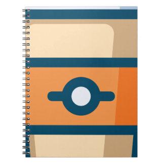 Coffee to go notebooks