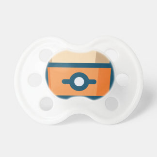 Coffee to go pacifier