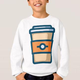 Coffee to go sweatshirt