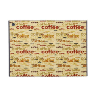 Coffee Wallpaper iPad Mini Cover
