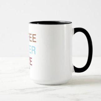 Coffee. water. wine mug