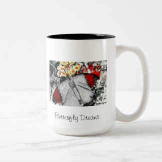 Coffee with Butterfly Dreams Mug