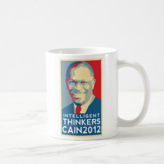 Coffee with Intelligent Thinkers Mug