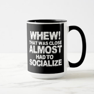 Coffee with Introverts Mug