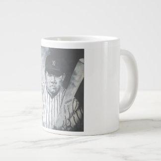 Coffee with The Babe Large Coffee Mug