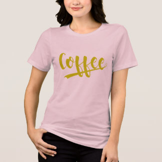 coffee yoga wine see what comes after funny tshirt