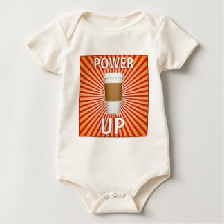 Coffee - Your Super Power! Baby Bodysuit