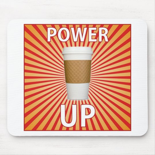 Coffee - Your Super Power! Mouse Pad