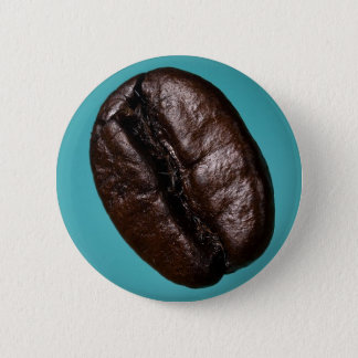 CoffeeBean-Button 2 Inch Round Button