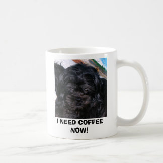 COFFEEHAMISH, I NEED COFFEE NOW! COFFEE MUG