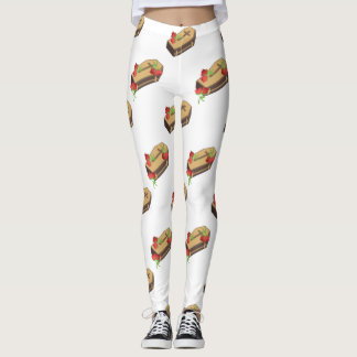 coffin emojis leggings