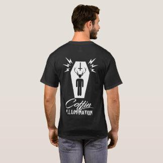 Coffin Illumination (Black) T-Shirt