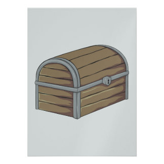 Coffre au trésor en bois antique fait sur commande bristol personnalisé