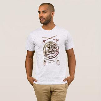 Coffyn Knights of Devon 1216 - 1276 T-Shirt